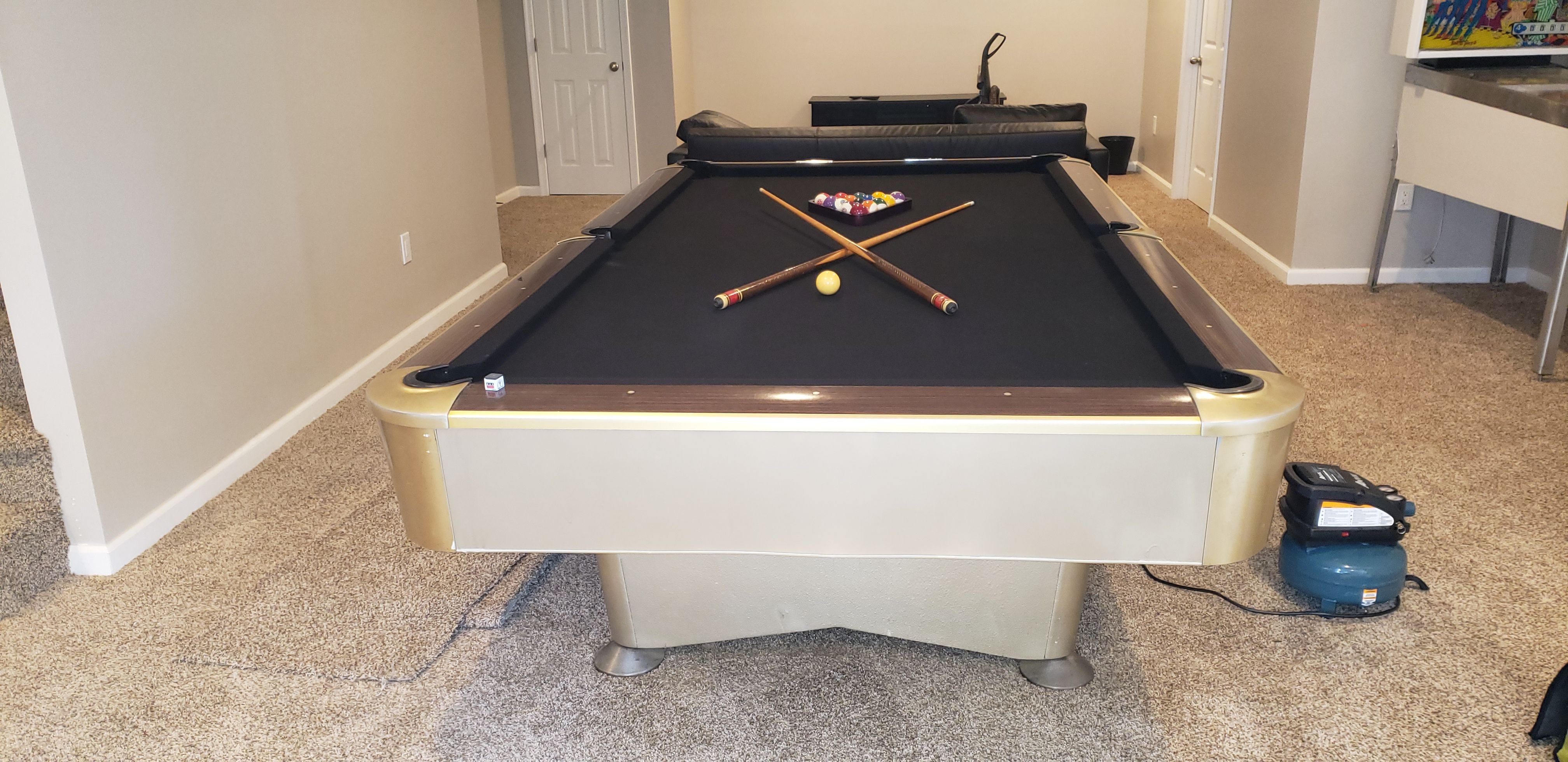 Used pool table for sale in Washington DC Maryland