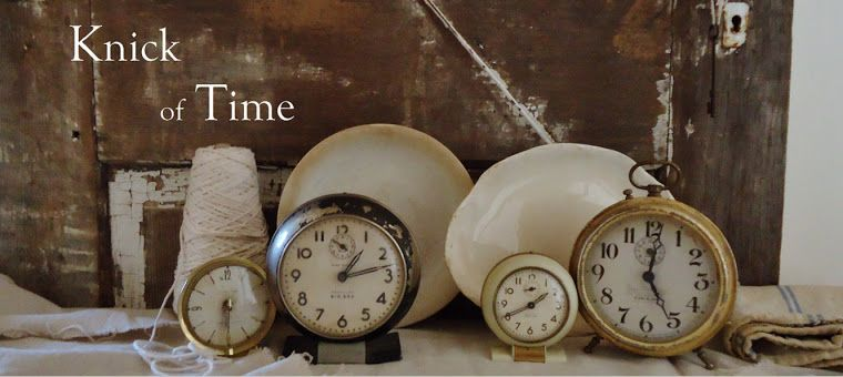 Knick of Time: Antique Graphics Wednesday - Antique Clock Faces & Hymns