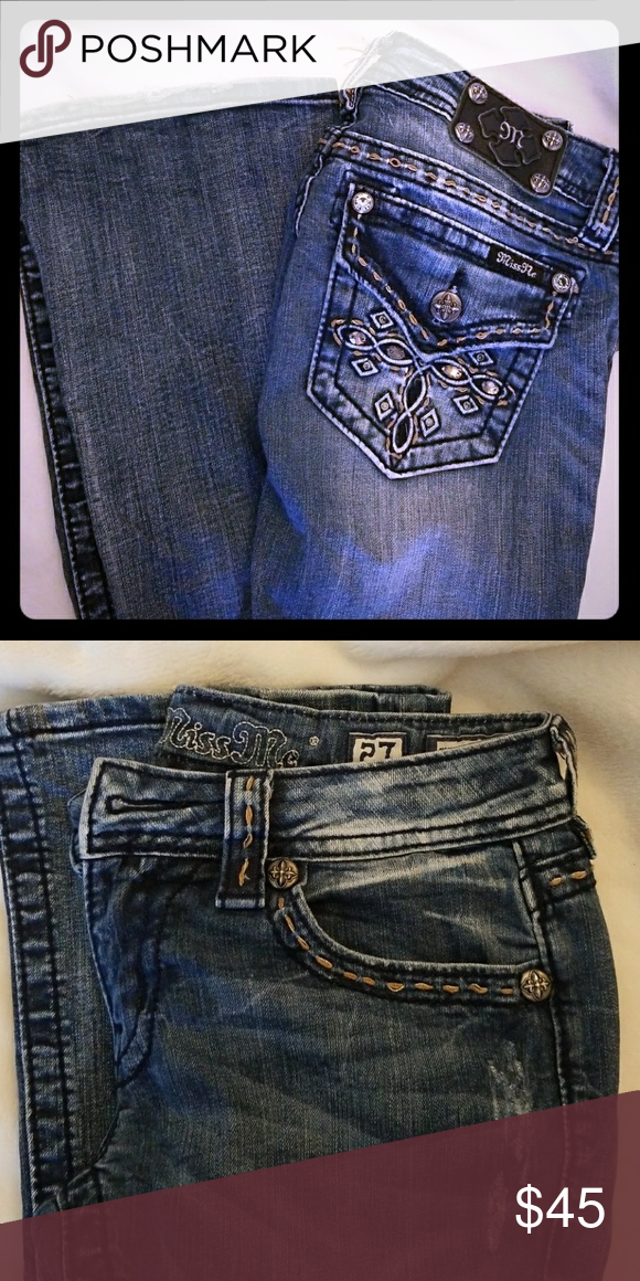 Miss Me jeans Good condition Miss Me Jeans Boot Cut