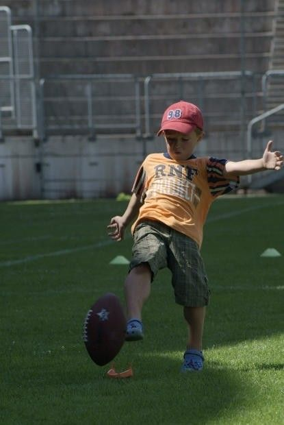 Youth Sports Flag Football Instructional Thurs Kids Events Chicago Events Football