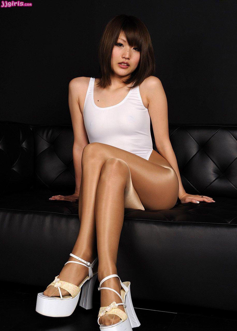 Sexy asian women smoking