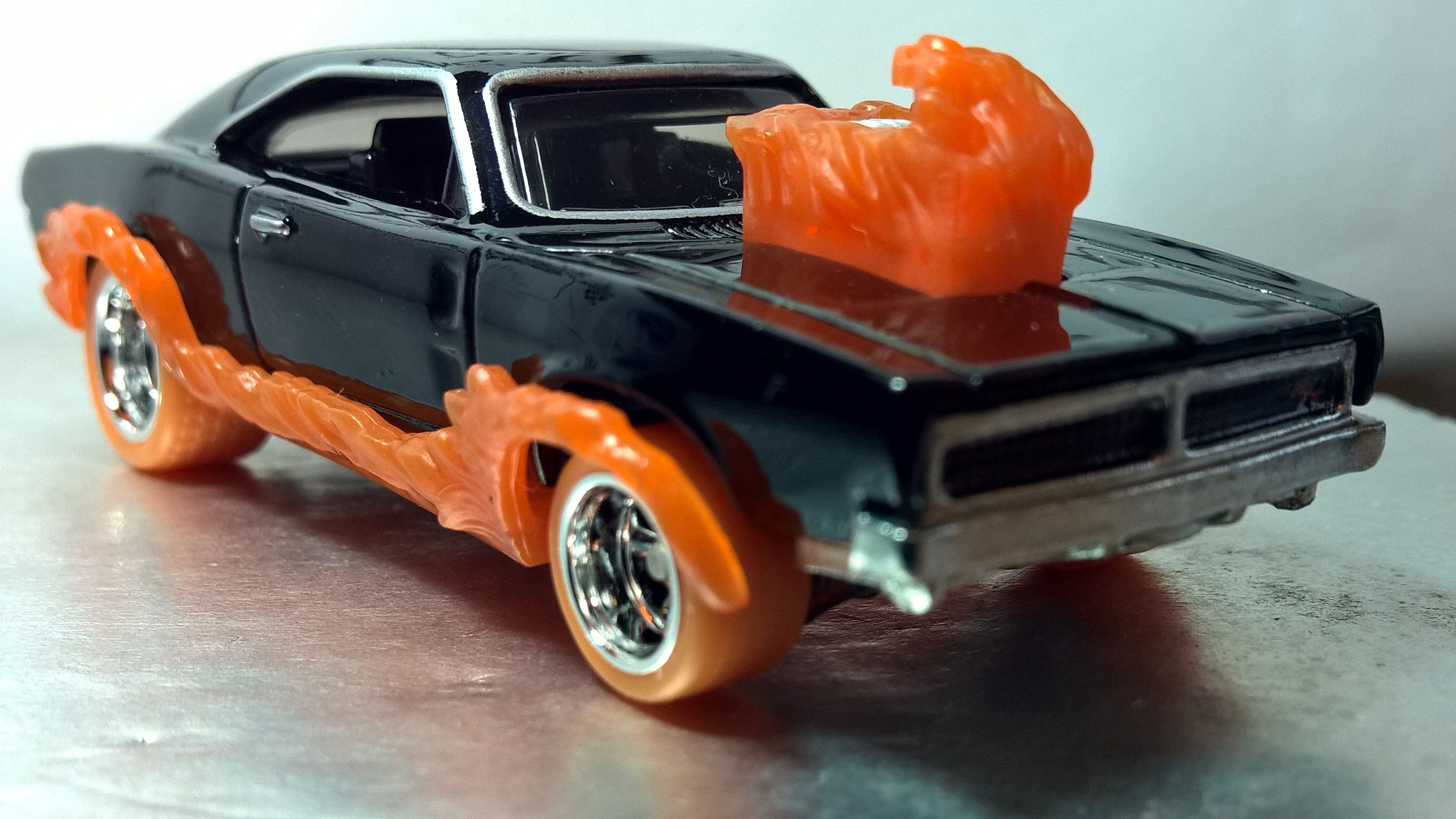 Hot Wheels GHOST RIDER CHARGER 2018 | Hot Wheels Collection