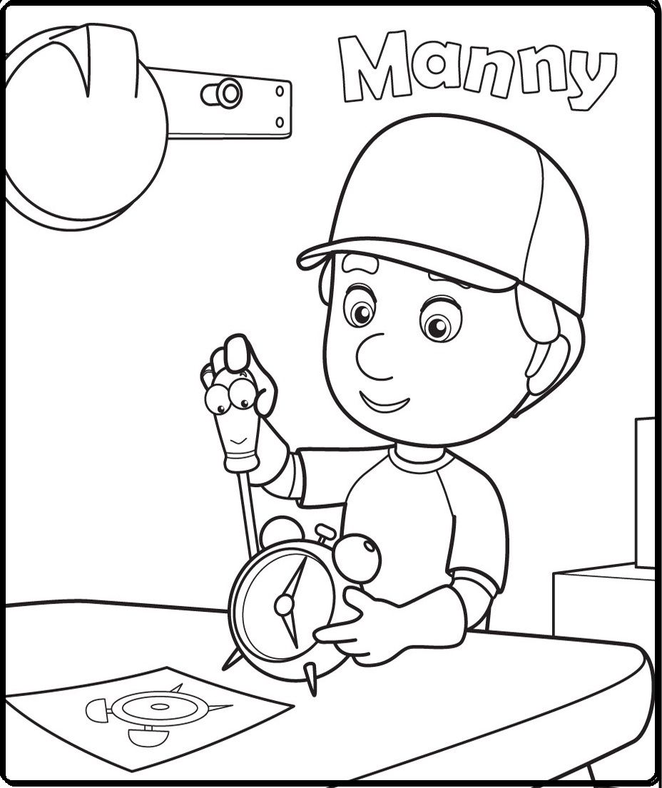 Pin By Karen Ho On Handy Manny Coloring Pages Disney Coloring Pages Disney Coloring Sheets Coloring Pages