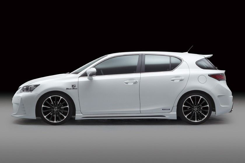 Wald Is The Word For Lexus Ct 200h Hybrid Hatch Carscoops
