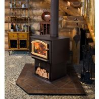 Kuma Stoves Wood Stoves Inserts Free Standing Stoves Ashwood Wood Stove Freestanding Fireplace Wood Heater