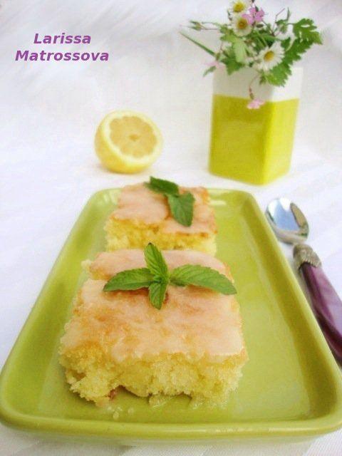 Польский лимонный пирог — 6