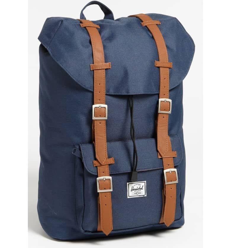 Herschel Supply Co Little America Mid Volume Backpack Womens Backpack Backpacks Medium Backpack