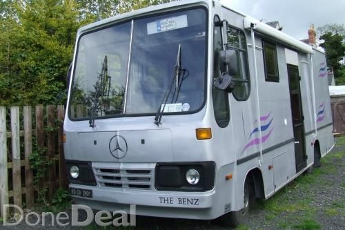motorhome For Sale in Cavan on DoneDeal