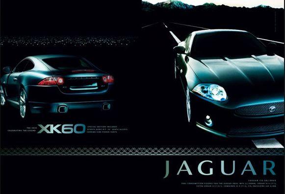 Jaguar advert 2013