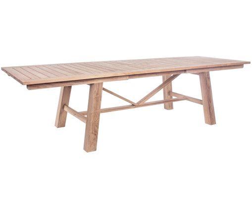 Toskana Traum Ausziehbarer Gartentisch Maryland Von Bizotto Aus Teakholz Interior Design Ideas Decorat Gartentisch Ausziehbarer Gartentisch Couchtisch Holz