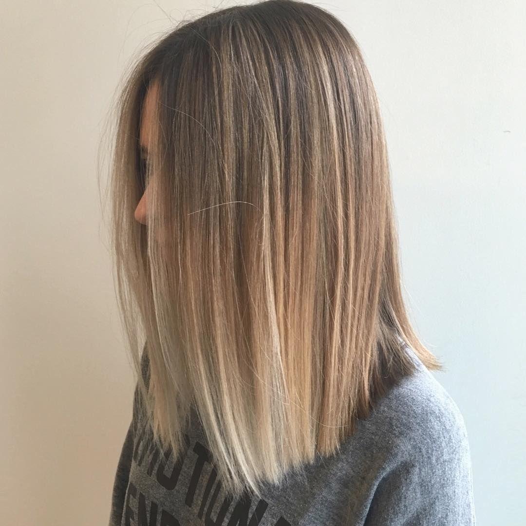Alluring Straight Hairstyles For  Short Medium Long Hair