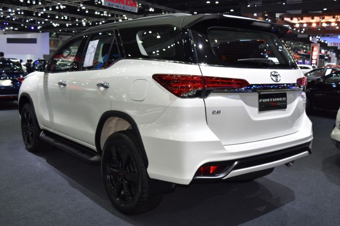 Toyota New Fortuner 2020 Performance And New Engine