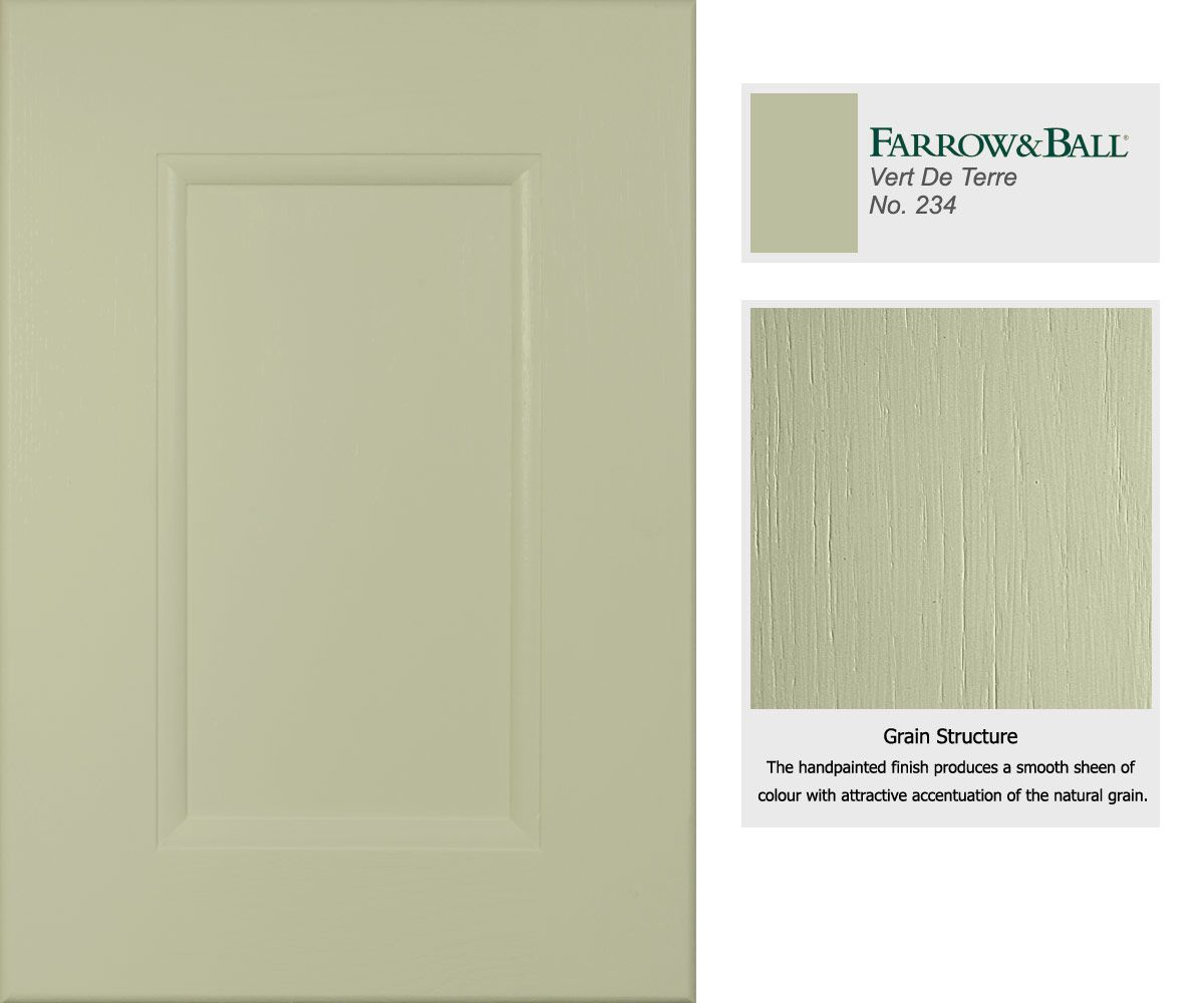 Best Farrow Ball Paint Vert De Terre In 2020 Kitchen Unit 400 x 300