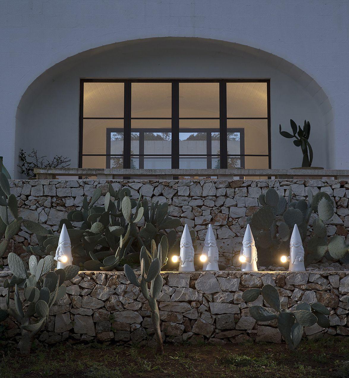 Lámpara Matteo de de para de pie Ugolini exterior Ottavo xthsQCrd