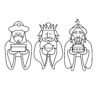 Atividades E Desenhos Para Colorir Sobre O Dia De Reis 06 De