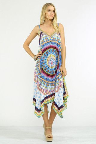 Fiesta Dress >> www.anchorabella.com New Arrivals Daily! Fast, Free Shipping!