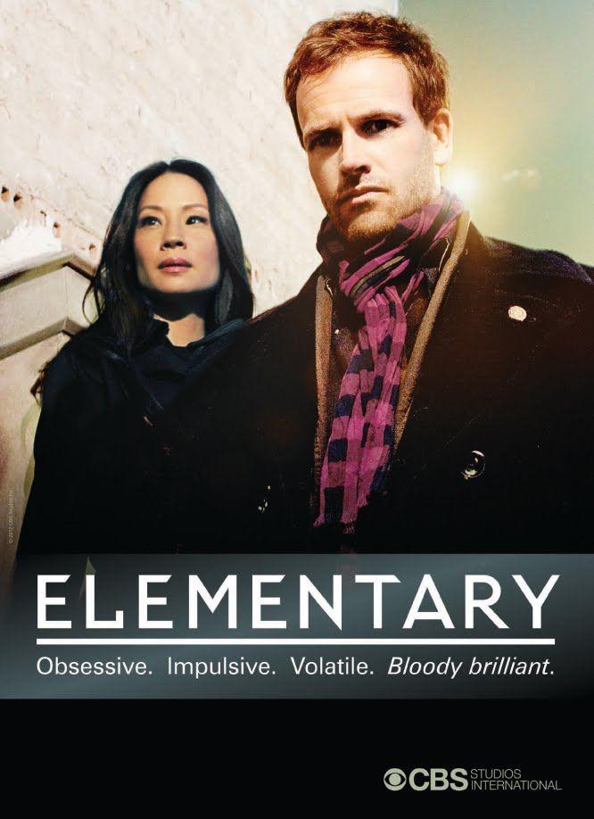 Serie Elementary elementary cartel promocional elementary sherlock