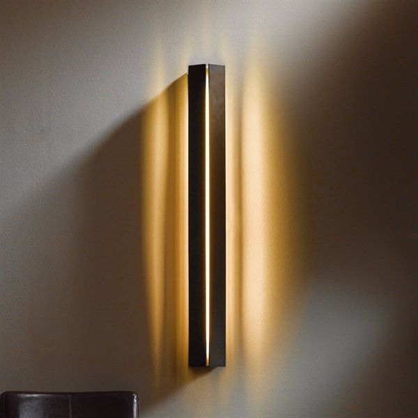 Shop Hubbardton Forge 21765 Gallery Long Fluorescent Ada Wall