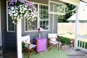 Pondered Primed Perfected: Hanging Out on the Summer Porch,  #Hanging #Perfected #Pondered #P... #relaxingsummerporches