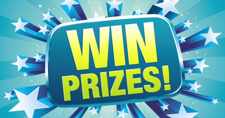 Get a chance to win prizes online for free win the latest