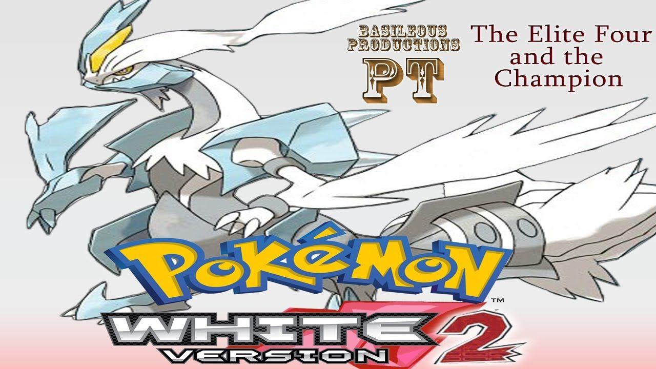 Pokemon White 2 The Elite Four And The Pokemon League Champion Game Pokemon White 2 Genre Rpg System Nintendo Ds Nds Developer Gamefreak Nintendo The El