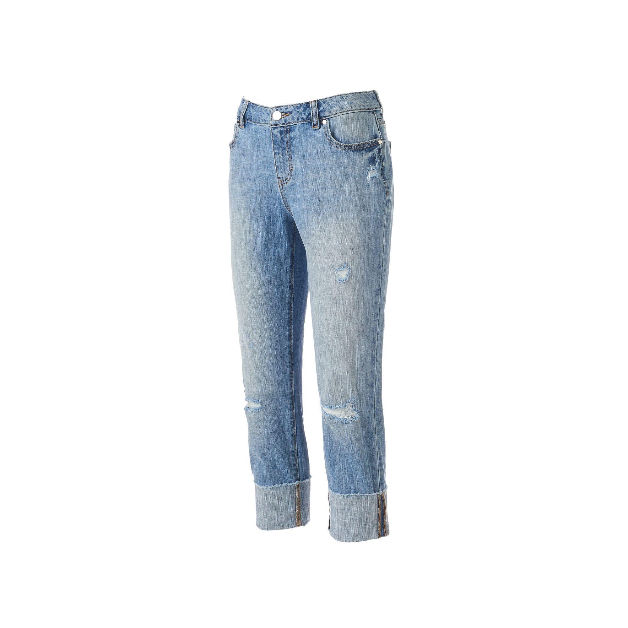 a56a6edab27 Women s Jennifer Lopez Rockin Boyfriend Jeans