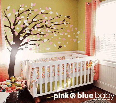 10 Beautiful, Autumn Inspired Nursery Ideas | Disney Baby ...