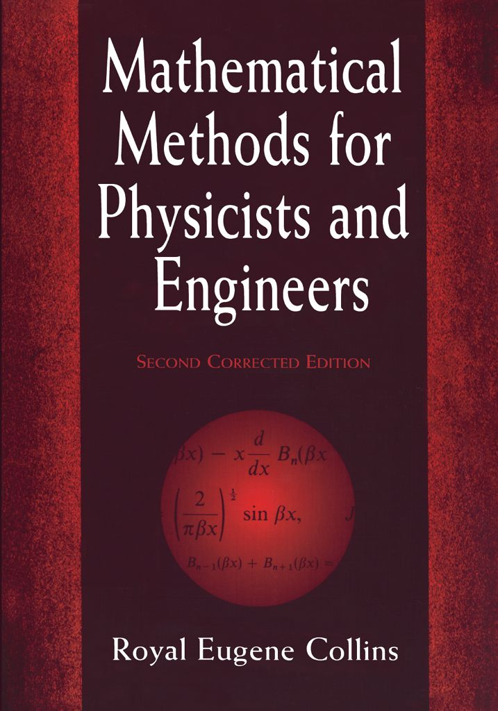 Mathematical Methods For Physicists And Engineers By Royal Eugene