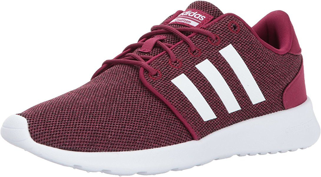 59c08d46640bb Amazon.com | adidas Women's Shoes | CF QT Racer Running, Mystery ...