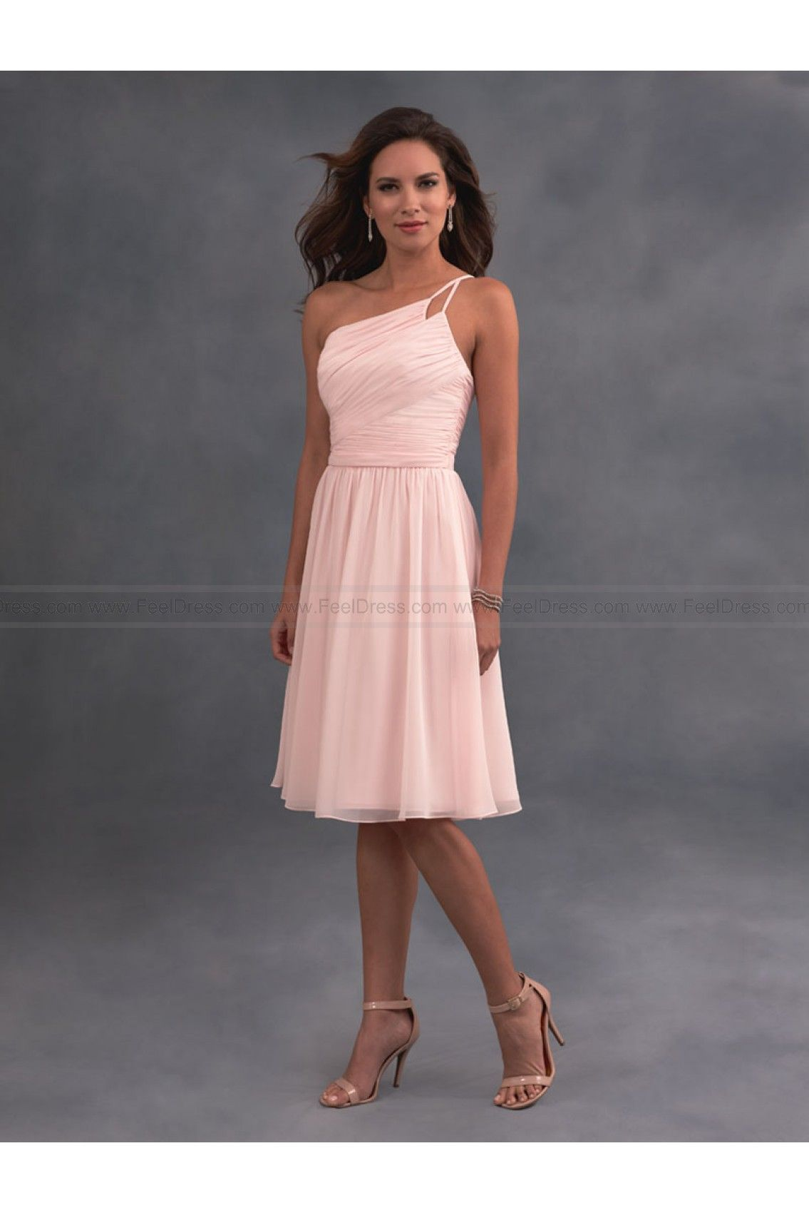 Alfred Angelo Bridesmaid Dress Style 7396S New! | Alfred Angelo ...