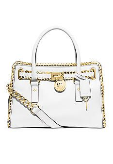 965b583710eb MICHAEL Michael Kors Whipped Hamilton East West Satchel | What's in ...