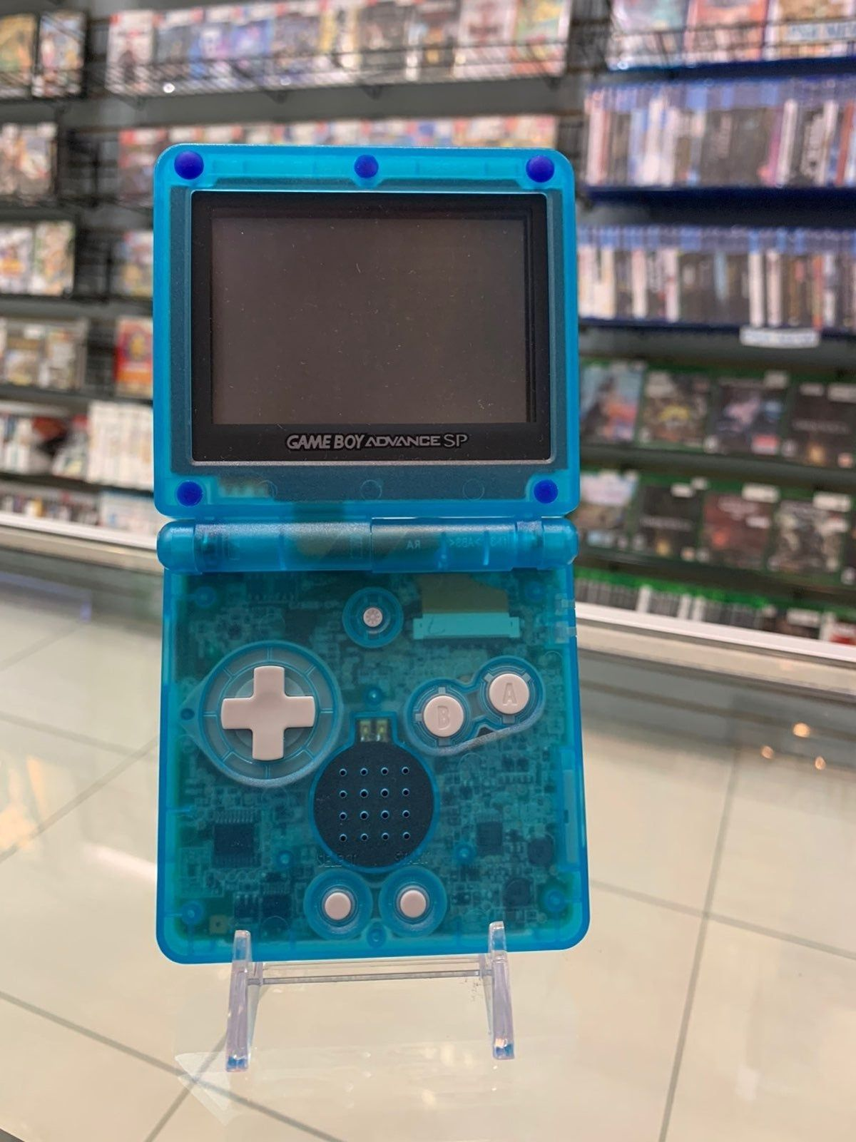 Gameboy Advance Gba Sp Wth Custom Casing Gameboy Gameboy Advance Gameboy Advance Sp