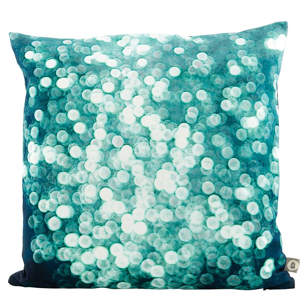 Rain drops cushion cover xcm house doctor my life in words