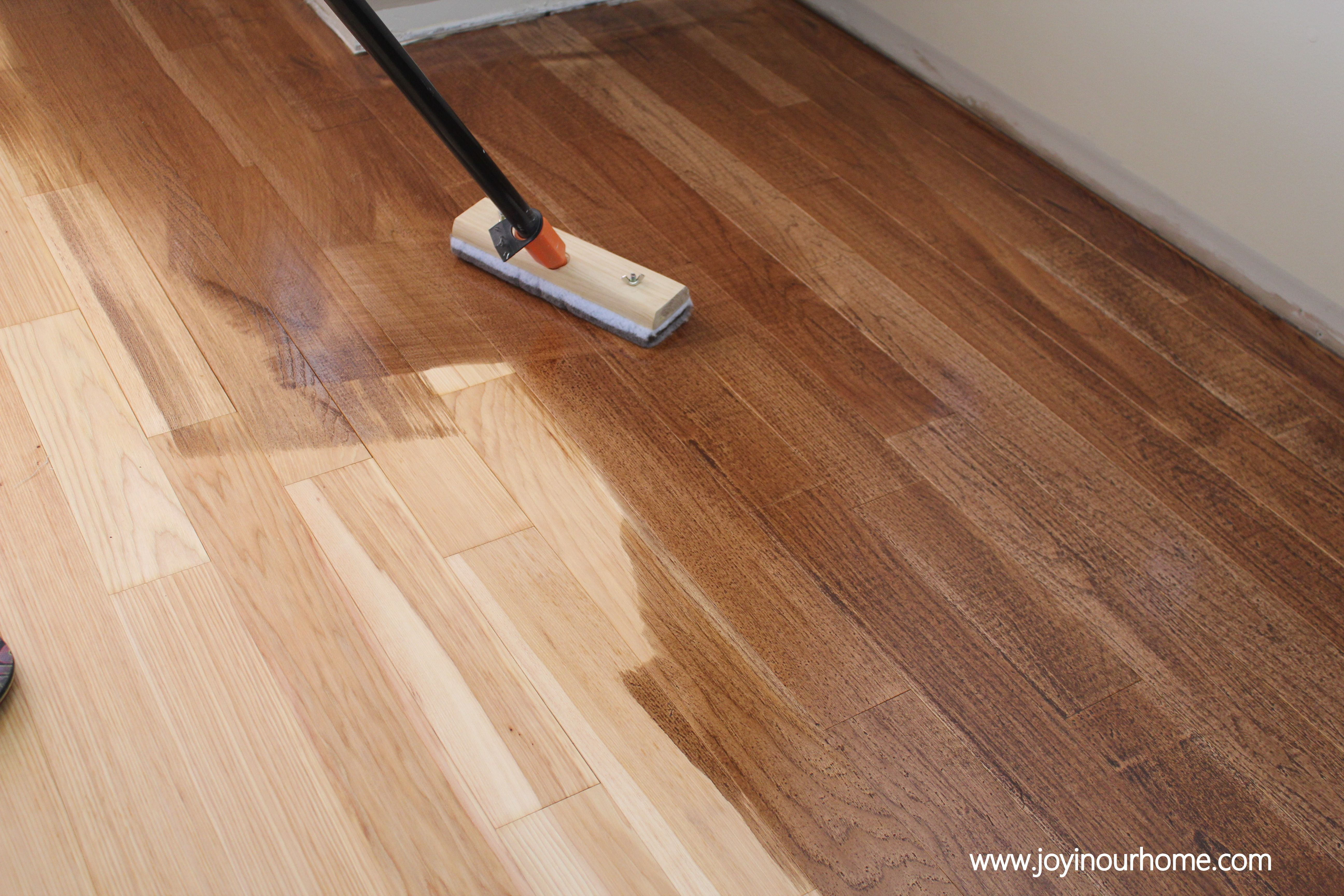 Img 5184 3456 special walnut minwax house for Wood flooring specials