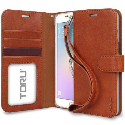 timeless design 40243 91dad Amazon.com: Galaxy S6 Edge Plus Case, TORU [Prestizio] S6 Edge Plus ...