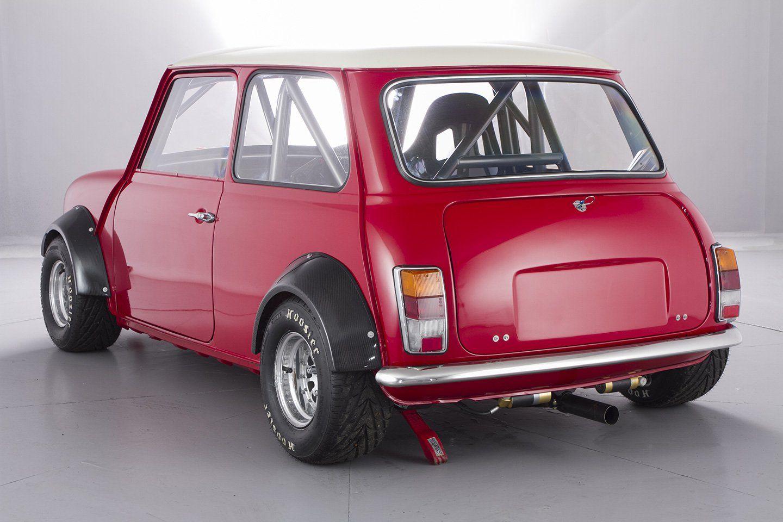 https://hexagonclassics.com/cars/mini-race-car/ | Classic Mini ...