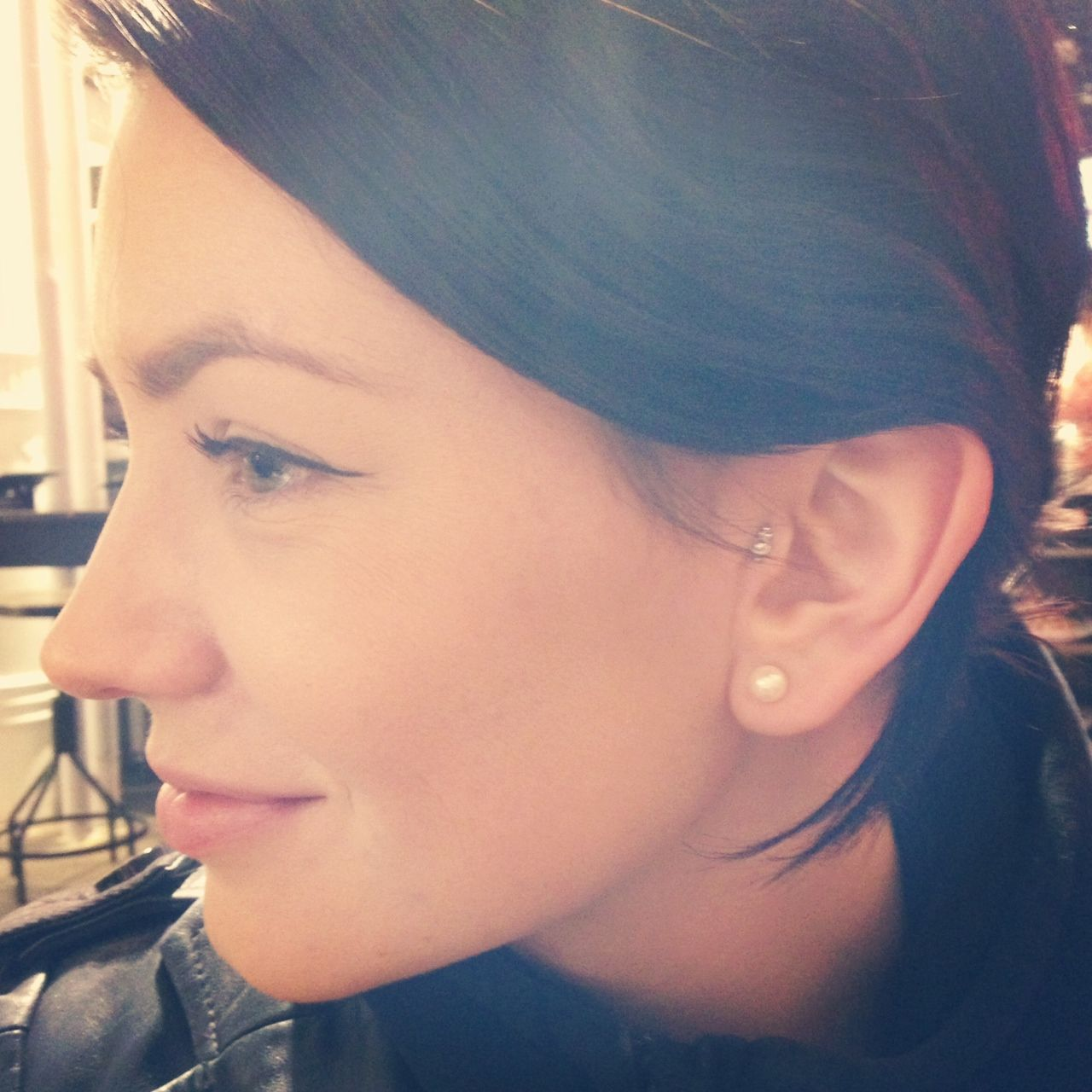 Changing My Tragus Piercing To Be More Bridal I Like This One