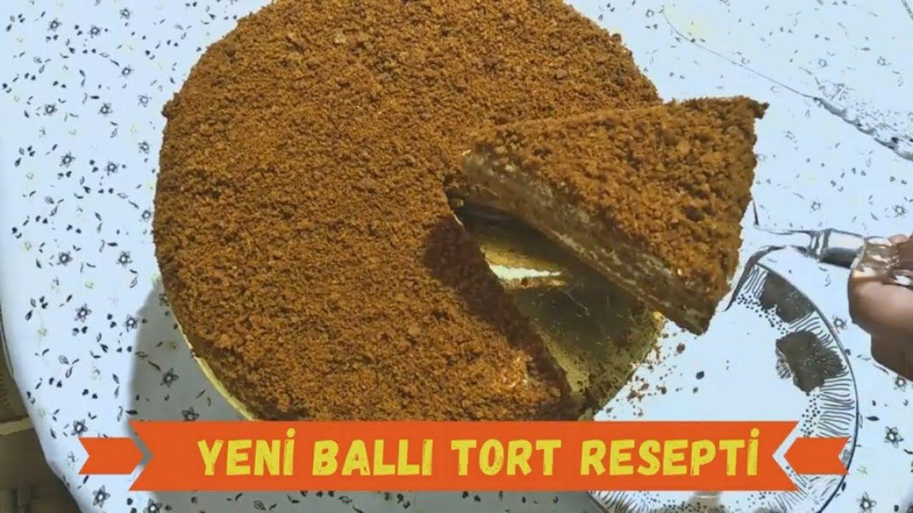 Yeni Balli Tort Resepti Samyj Bystryj Medovik V Prigotovlenie Make It Yourself