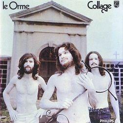 Le Orme - Collage 1971