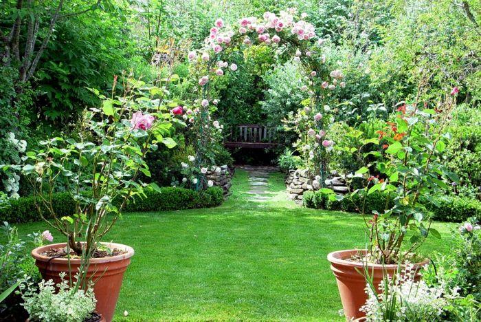 80 Gartengestaltung Vorschlage Einfach Aber Erfolgreich Den Garten Gestalten Gartengestaltung Garten Gestalten Garten Landschaftsbau