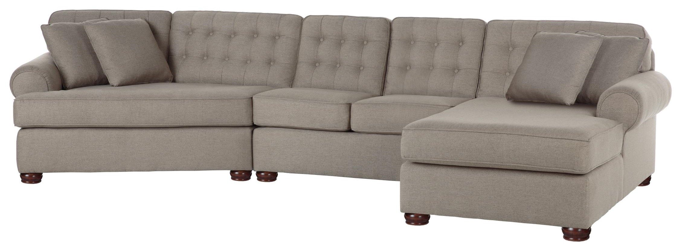 Just Your Style Sectional By Justice Furniture Bedding In 2020