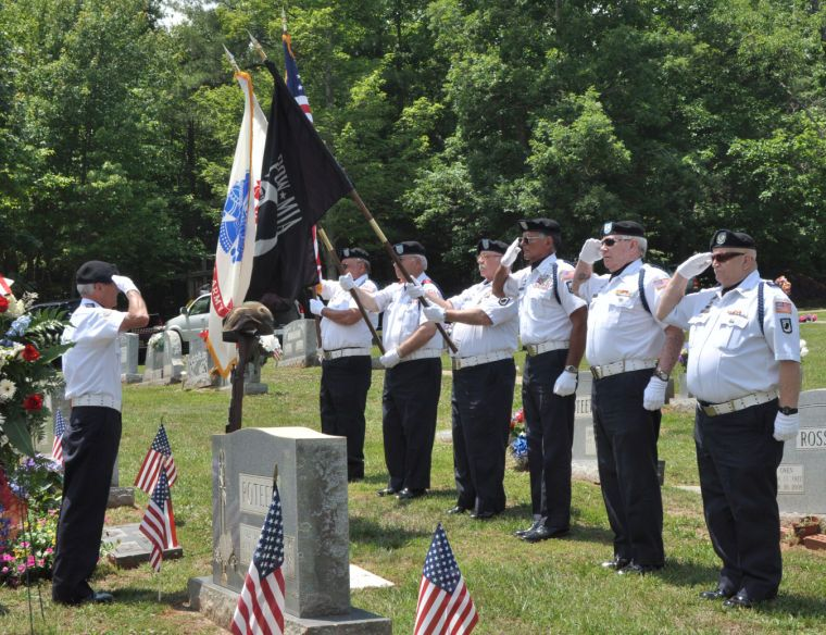 Band of brothers Band of brothers, Military honors