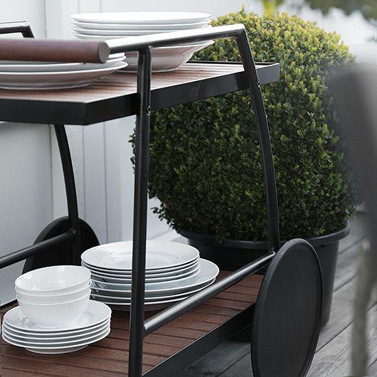 Trendenser Ikea Hack Garden Trolley Vindals Diy My