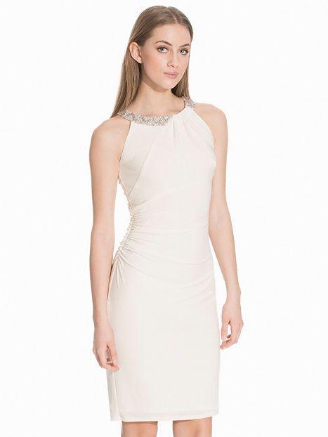 eb86fc25e63a72 Nelly.com  Sonella Dress - Lauren Ralph Lauren - vrouw - White. Iedere dag  nieuwe artikelen. Meer dan 800 merken. Oneindig veel variatie.