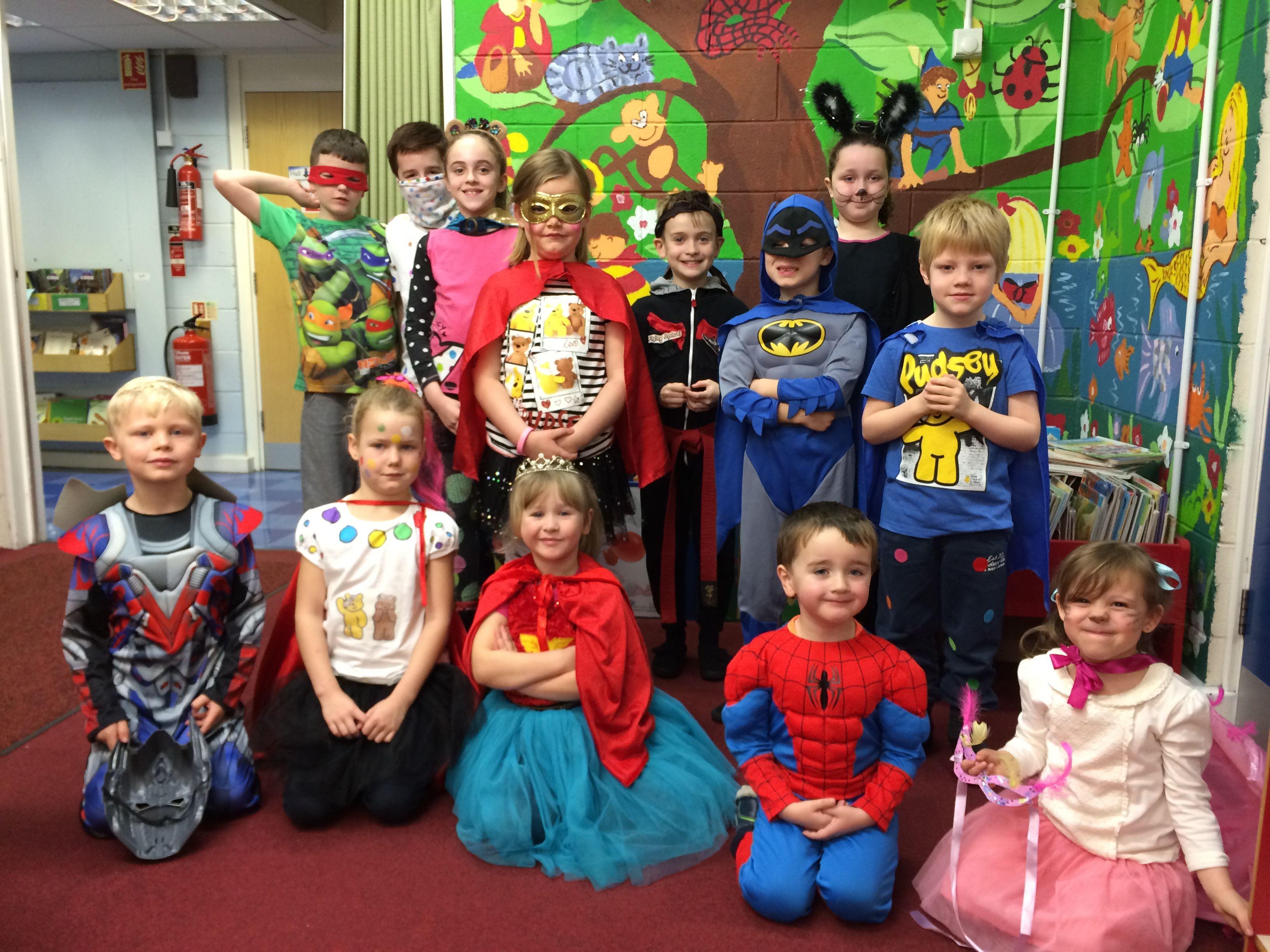 Parkfield Primary School: Year 2