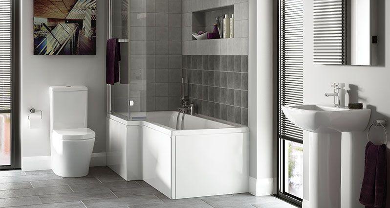 Bathroom Gallery Wickes Co Uk Bathroom Accessories Design Bathroom Suite Shower Bath