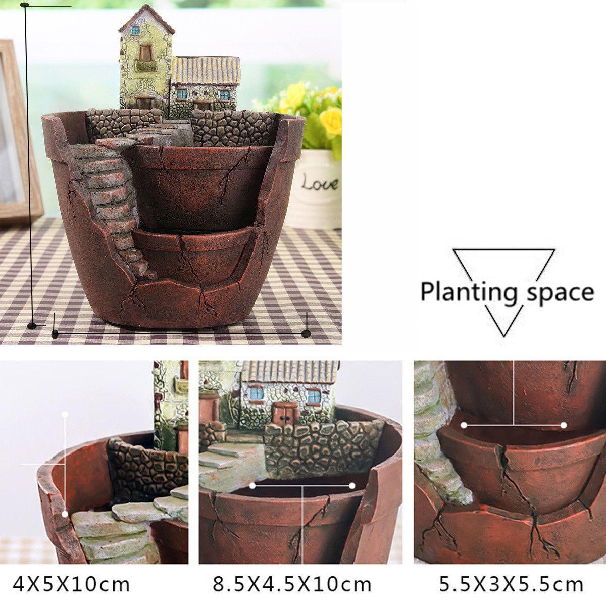 Patio & Garden Home decor christmas gifts, Sky garden