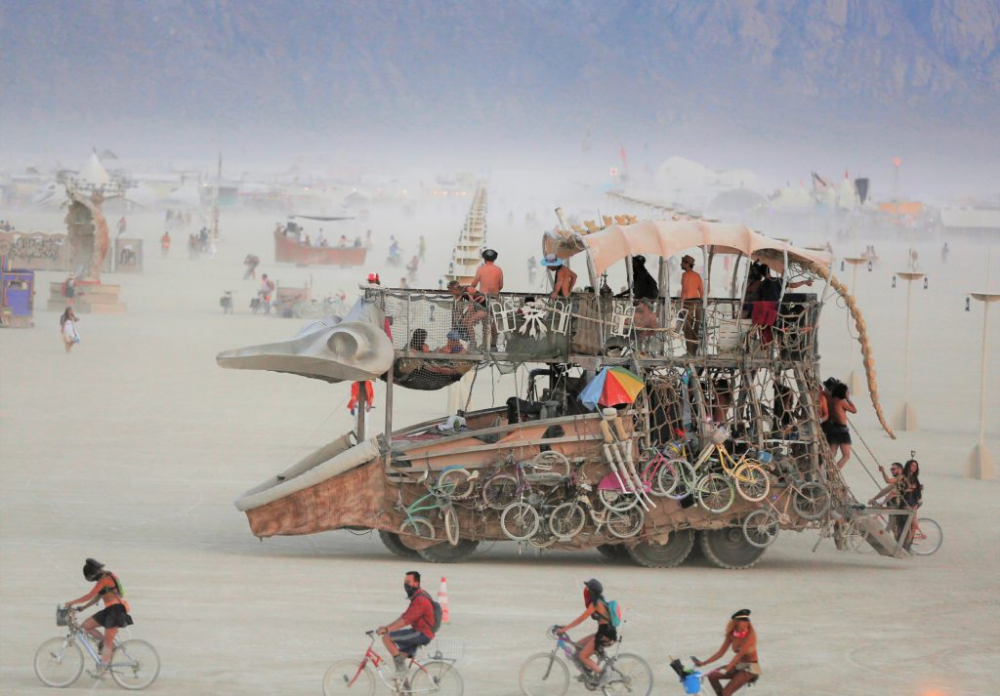Pin on Burning Man
