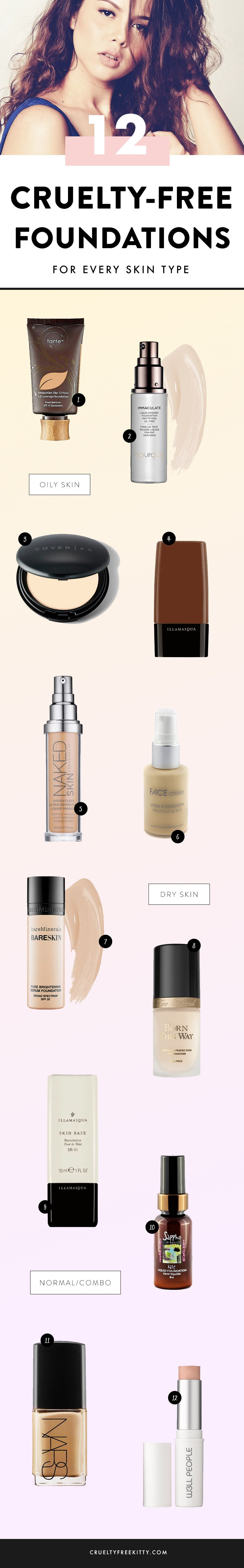 2020 17 Best Cruelty Free Foundations From Drugstore To High End Cruelty Free Beauty Brands Cruelty Free Makeup Brands Cruelty Free Cosmetics