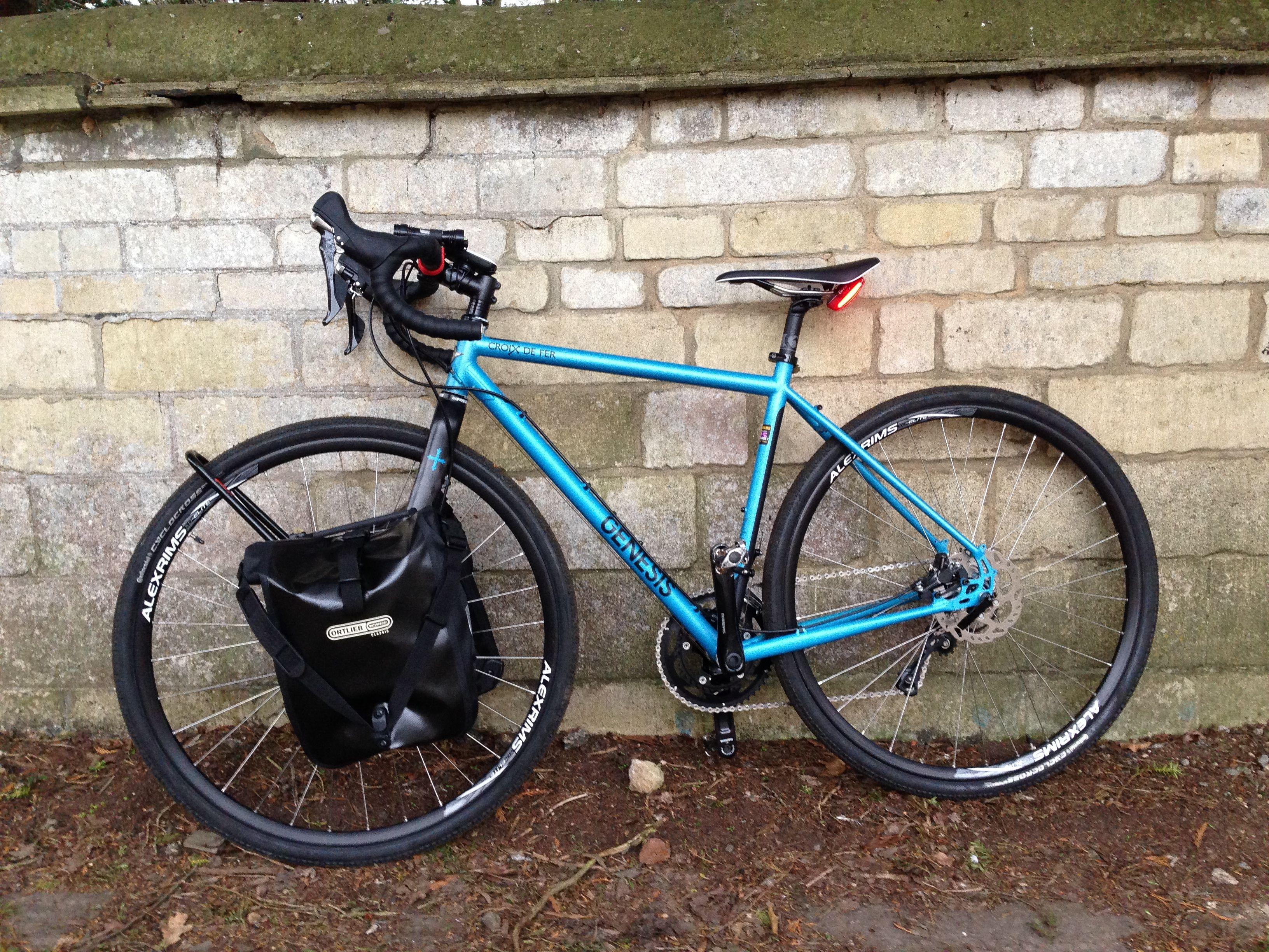 2d77801bf61 Genesis Croix de Fer 30 | Bike ideas | Bicycle, Bike, Old bikes